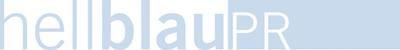 Logo Hellblau PR